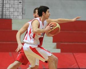 Massimo Tavani, guardia del Basket Sole