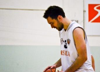 Andrea Centenari, ala del Piacenza Basket Club