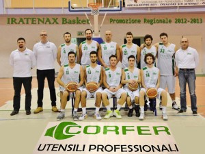 Ira Tenax Cortemaggiore 2012/2013, Promozione Emilia Romagna girone A