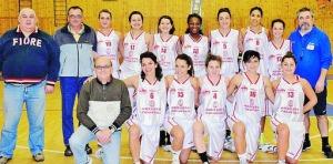 Macro Val D'Arda, Serie B Femminile 2012/2013