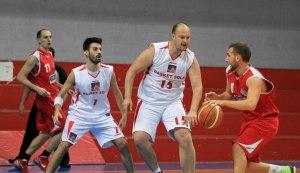 Senaid Turkes e Filippo Poggi, centro e guardia del Basket Sole