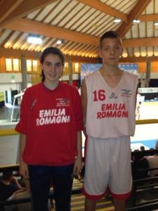 Laura Cremona e Petar Jovanovic