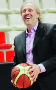 Marco Beccari, presidente della Pallacanestro Piacentina. (Foto: Libertà)